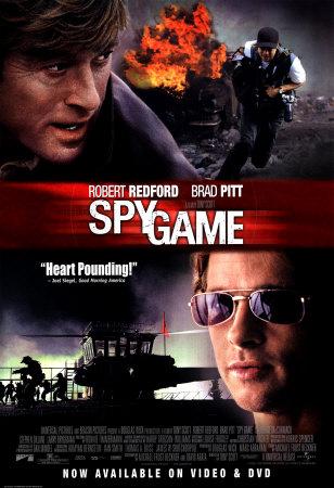 შპიონების თამაშები (ქართულად) / Spy Game (2001)