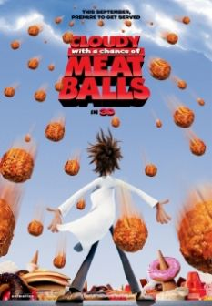 მოღრუბლული / Cloudy with a Chance of meat balls (2009)