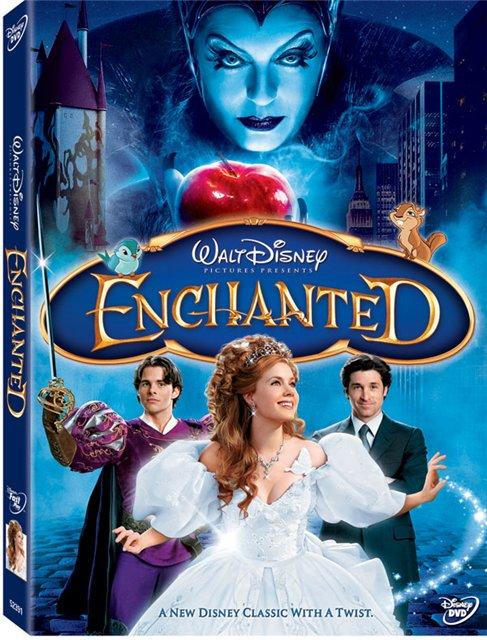 Enchanted / მოჯადოებული (ქართულად) (2007/GEO/BDRip 1080P)