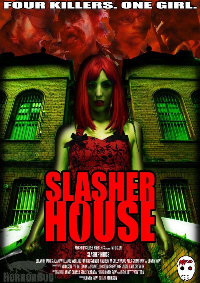 ხოცვა-ჟლეტის სახლი / Slasher House (2012)