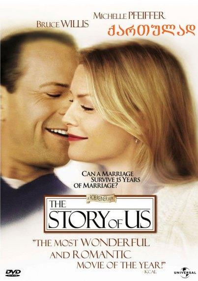 ისტორია ჩვენს შესახებ (ქართულად) / The Story of Us (1999)