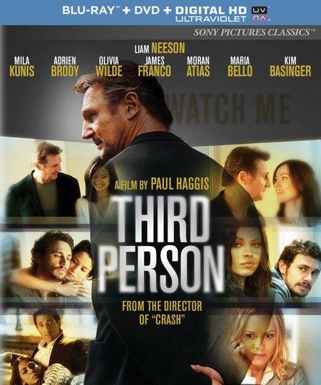 მესამე პირი / Third Person (2013)