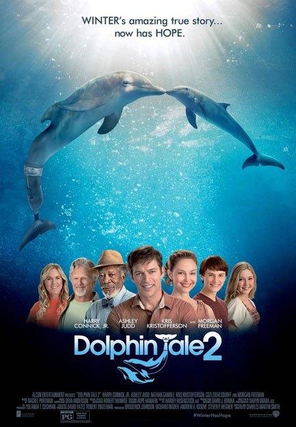 დელფინის ამბავი 2 / Dolphin Tale 2 (2014)