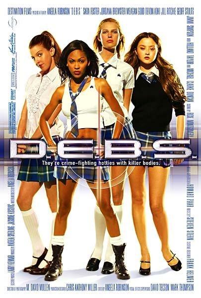 ჯაშუში გოგოები (ქართულად) / D.E.B.S. (2004)