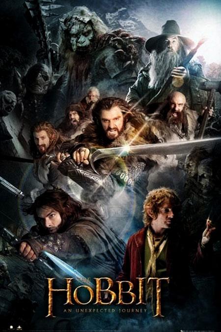 ჰობიტი: მოულოდნელი მოგზაურობა / The Hobbit: An Unexpected Journey (2012)