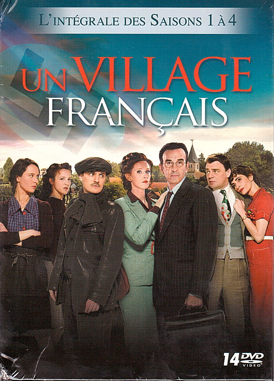 ფრანგული სოფელი (1 სეზონი) (ქართულად) / Un Village Francais (2009)