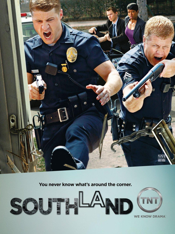 ლოსანჯელესის პოლიცია (1 სეზონი) (ქართულად) / southland (2009)