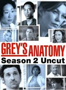 გრეის ანატომია (2 სეზონი) (ქართულად) / Grey`s Anatomy Season 2 (2005)