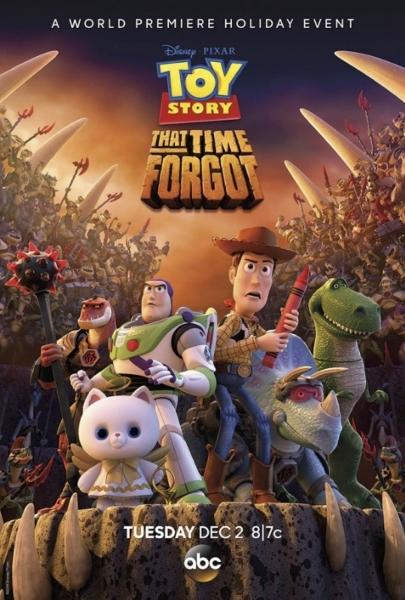 სათამაშოების ისტორია: ის რაც დავიწყებულია (ქართულად) / Toy Story: That Time Forgot (2014)