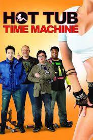 დროის მანქანა ჯაკუზიში (ქართულად) / Hot Tub Time Machine (2010)