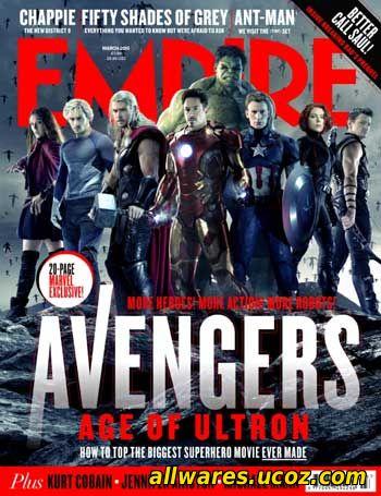 შურისმაძიებლები 2: ალტრონის ერა / Avengers: Age of Ultron (2015)