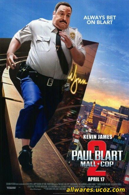 supermarketis gmiri 2 /  Paul Blart: Mall Cop 2