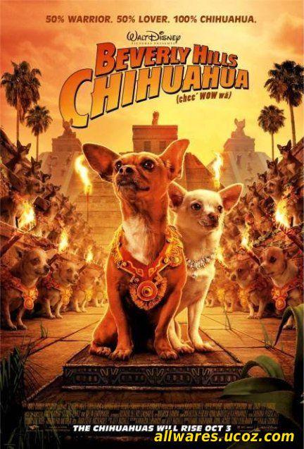 პატარა ბევერლი – ჰილზიდან (ქართულად) / Beverly Hills Chihuahua (2008)