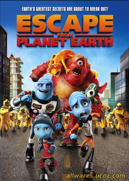 გაქცევა დედამიწიდან (ქართულად) / Escape from Planet Earth (2013)