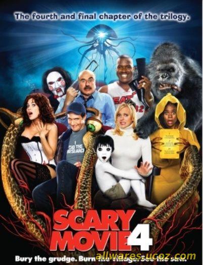 ძალიან საშიში კინო 4 (ქართულად) / Scary Movie 4 (2006)