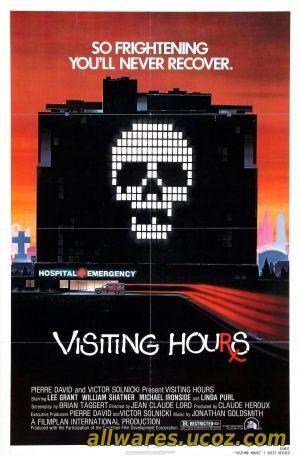 სტუმრობის საათები (ქართულად) / Visiting Hours (1982)