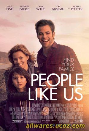 ადამიანები როგორც ჩვენ (ქართულად) / People Like Us (2012)