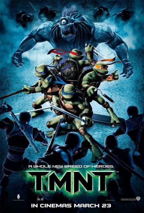 კუ-ნინძები / TMNT (2007 )
