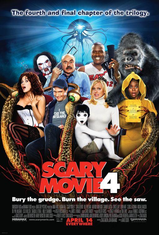 ძალიან საშიში კინო 4 / Scary MoVie 4 (RUS/TS) ONLINE